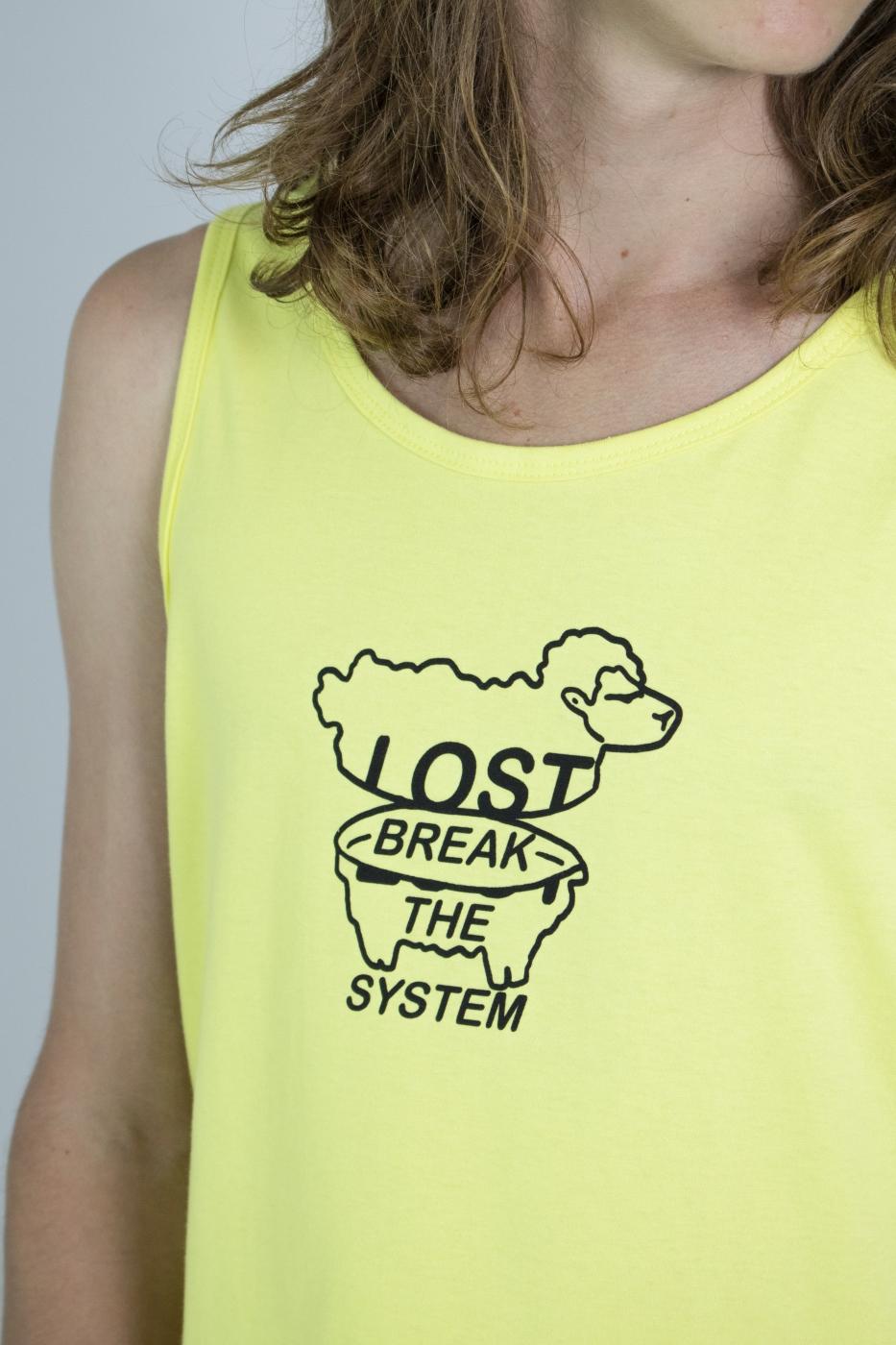 Regata Break The System Lost