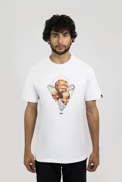 T-shirt Regular Beast Skull T-shirt Regular Beast Skull MCD MCD