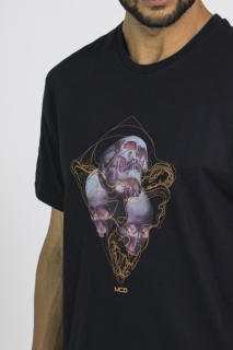 T-shirt Regular Beast Skull MCD