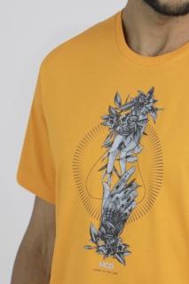 T-shirt Regular Hands MCD