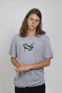 T-shirt Sheep Lasers Lost